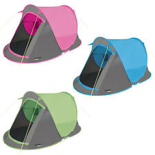 Yellowstone Fast Quick Easy Pitch 2 Man Pop Up Waterproof Two Person Dome Tent