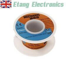 0.3/0.4/0.5/0.6/0.8mm Fine Tin Lead Solder Wire Rosin Core Soldering Reel 50g