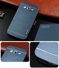 Metal Brushed Hard Back Cover Case Skin For Samsung Galaxy Grand 2 G7102 G7106