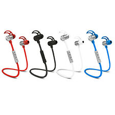 POM Gear Pro2Go Bluetooth 4.0 Sweat-Proof NFC Sereo Earbud Earphones