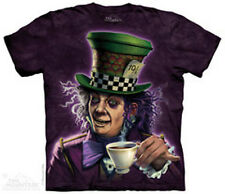 Mad Hatter T Shirt by The Mountain