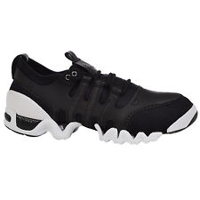 adidas SLVR Unisex Running Gym Concept Shoes Trainers - Black
