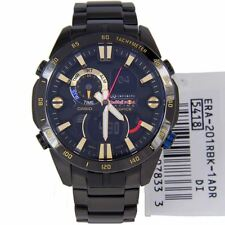 Casio Edifice Analog Mens Watch ERA-201BK-1AVDF ERA-201D-1AVDF ERA-201RBK-1ADR