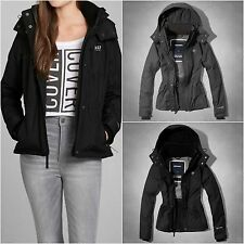 Abercrombie & Fitch New Women All-Season Weather Warrior Jacket sizes XS,S,M, L