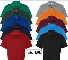 Adidas - Golf ClimaLite Basic Polo - A130 - Adidas Men Golf Shirts Sizes S - 3XL