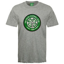 Celtic Football Club Official Soccer Gift Mens Crest T-Shirt