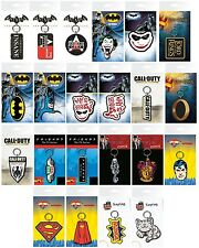 KEYRINGS (Official) Film/TV/Gaming/Comics Themes (7.5x15cm)(Key ring/Chain/Gift)