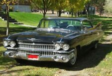 Cadillac 1959 coupe Deville cruising machine low miles drive home original car