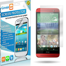 Clear Screen Protector Phone LCD Cover Guard for HTC One (E8)