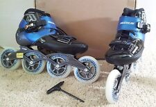 2013 Powerslide R2 inline speed skates, most sizes NEW