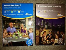 Entertainer Dubai 2015 Vouchers - Aquaventure, Wild Wadi, Ferrari, Restaurants +