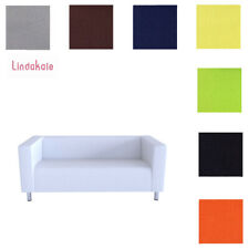 Customize Sofa Cover, Replacement Slipcover, Fits IKEA 2 Seat or 4 Seat KLIPPAN