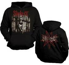SLIPKNOT GRAY CHAPTER HEAVY METAL BAND ROCK HOODIE ZIP UP SWEAT SHIRT S-2XL