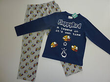 FLAPPY BIRD Boys PJ's NWT