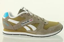Reebok GL 1500 Neon Mens Trainers V55352 Classic Brown
