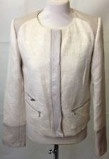 Patrizia Pepe Light silky rose jacket. RRP £413. Various Sizes.