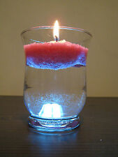 Scented Coloured Wax Crystals 130g Pack +3 Wicks Gift Idea Easy Instant Candle