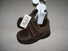 NEW Boys The Children's Place Boots Shoes 9 and 8 Perfect for cold weather