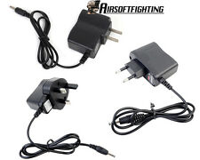 3 Types 1X DC 4.2V/500mA Flashlight Power Supply Charger for Most Romisen Torch