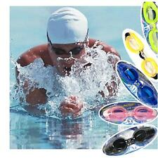 Adjustable Water Sports Diving Swimming Eye Glasses Set With Earplug Nose Clip