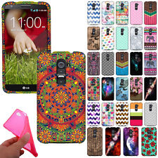 For LG Optimus G2 D800 D801 D802 LS980 TPU Silicone Gel Rubber BACK Case Cover