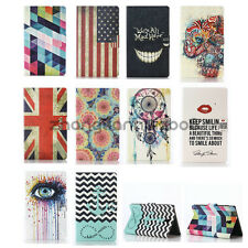 """Pattern Leather Stand Case Cover For Samsung Galaxy Tab S 8.4"""" inch Tablet T700"""