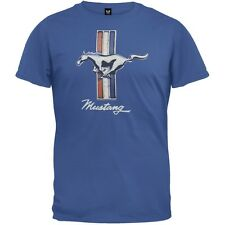 Ford - Vintage Mustang Logo Soft Adult Mens T-Shirt