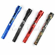 Telescopic Flexible 3 LED Torch Magnetic Light Lamp Flashlight Pick Up Tool