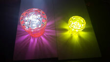LED Fairground Lights E14 Cabochon Kits - various quantities and colours