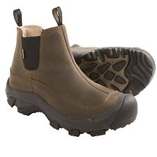 Keen Anchorage Slip-On Boots - KEEN.DRY® Waterproof - 200g Insulated - 1002758
