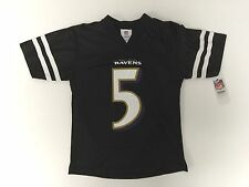 Baltimore Ravens Joe Flacco #5 official NFL youth Jersey New with Tags