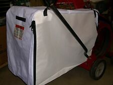 Troy bilt Chipper vac bag. Custom made for 4 & 5 & 8 hp PRO model HEAVYDUTY
