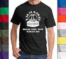 Ultimate Pi Day T Shirt Geek Nerd Math Day Shirt Once In A Lifetime Pi Day Tee