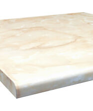 Onyx Olympus 30mm Cream Laminate Kitchen Worktop by Oasis - Fast & Free Delivery