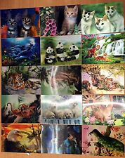 NEW 3D Pictures/Posters Lenticular Art picture print Wall Decor