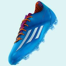 NEW Mens 6.5 11 ADIDAS Adizero F30 TRX FG Samba Pack Solar Blue Soccer Cleats
