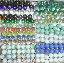"COLLECTORS LARGE SHOOTER MARBLES 1"" 25mm  ASSORTED COLOURS * YOU CHOOSE COLOURS"