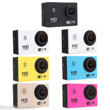 "WiFi HD 1080P Action Sports Camera DV Waterproof 1.5"" Video Camcorder NEW"