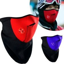 Ski Snowboard Motorcycle Bicycle Winter Neck Warmer Warm Sport Face Mask J