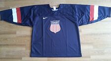 Nike Hockey Jersey USA Authentic Collection Olympic Games Sochi 2014 Size XL