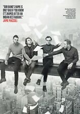 BOMBAY BICYCLE CLUBSo Long, See You Tomorrow PHOTO Print POSTER Shirt 001