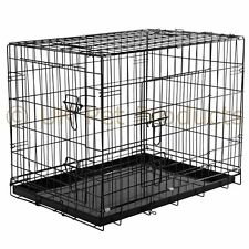 Dog Crates Cages Puppy Small Medium Large Extra Large XXL Standard Metal Cage