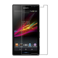 3x CLEAR LCD Screen Protector Shield for sony Xperia C S39H