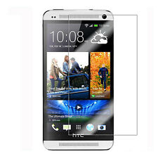 3x CLEAR LCD Screen Protector Shield for HTC ONE m7