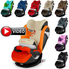 CYBEX Pallas M-Fix Kindersitz Gr. 1/2/3 - Goldline Kollektion 2015 - ISOFIX