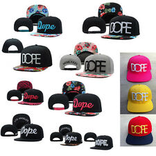 DOPE SHIT Finger Snapback Hats One Size Fits All 2#