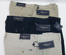 """NWT POLO RALPH LAUREN FLAT FRONT CLASSIC FIT 6"""" INSEAM  COTTON TWILL SHORTS  $69"""