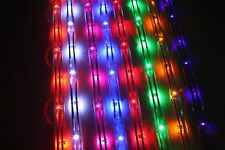 LED Lighted Tribal Whips Antenna Whip Flag UTV ATV UTE Offroad RZR Maverick 6'
