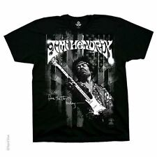 JIMI HENDRIX FACE THE TRUTH PSYCHEDELIC GUITAR PLAYER MUSIC DRUGS T SHIRT M-2XL