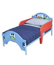 """Mickey Mouse Clubhouse """"Field Day"""" Toddler Bed"""